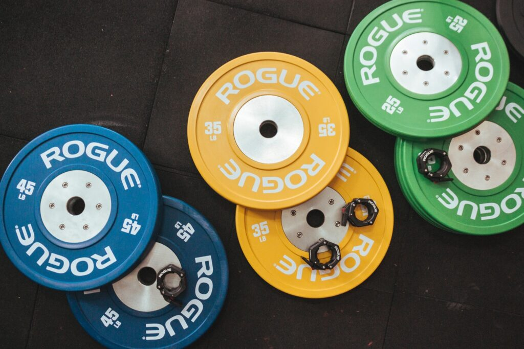 weights in hypertrophy for powerlifting